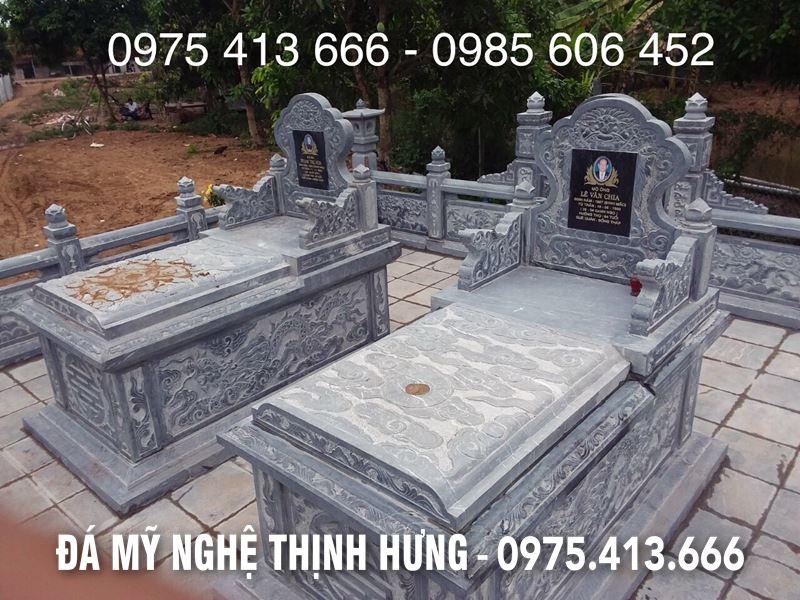 Hai Ngoi mo da Tam Son DEP - Dien hinh cua Nghe nha Le Quang Sy