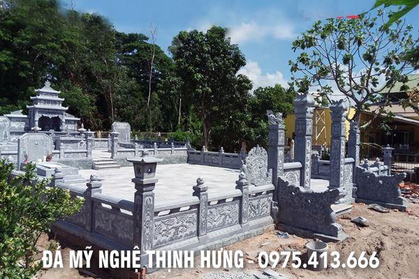 Khu Lang mo da DEP - Đá mỹ nghệ Thịnh Hưng