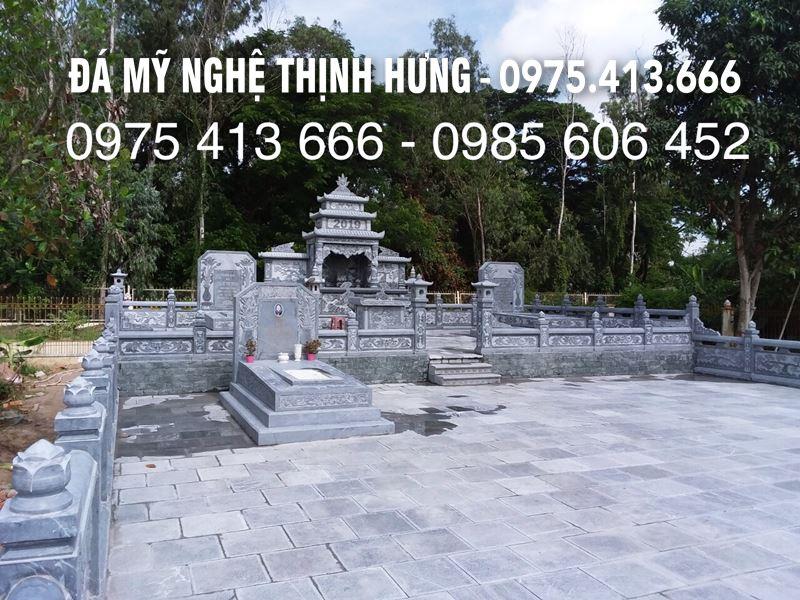 Khuon vien Mo da DEP cao cap Thinh Hung