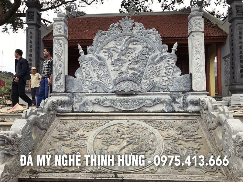 Lam Chieu Rong da Dinh Chua dep