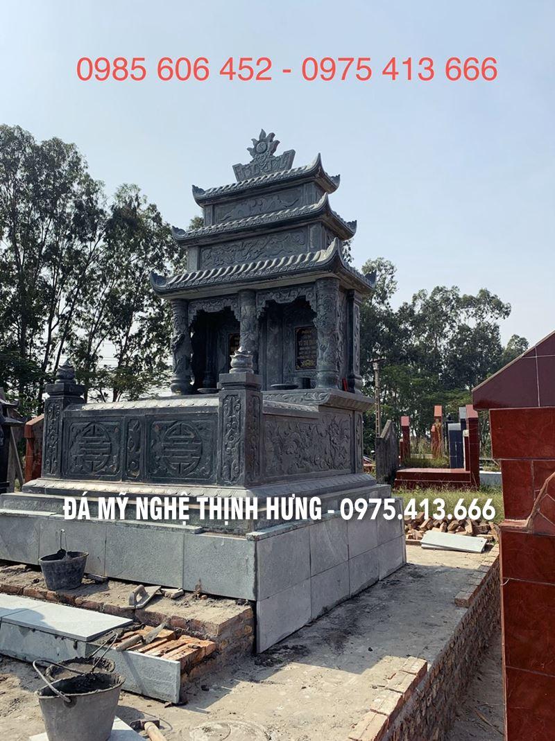 Lam Mo da DEP tai Hai Duong bang da xanh reu cao cap