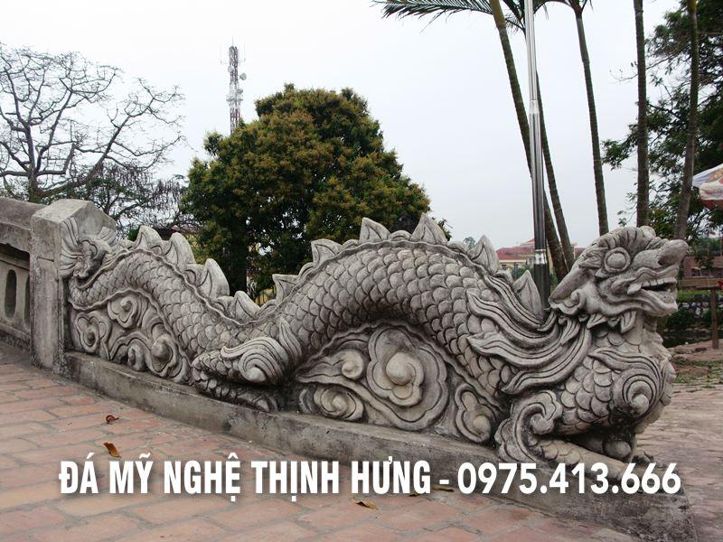Mau Rong da cho Dinh - Chua DEP