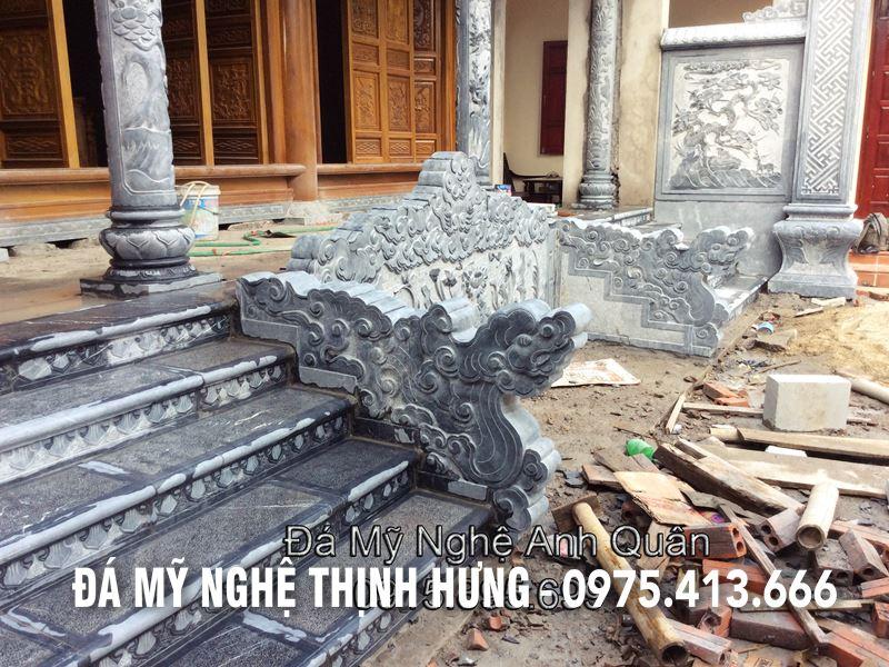 Rong da Tu nhien - Bac them da - Chieu da cho Nha tho to