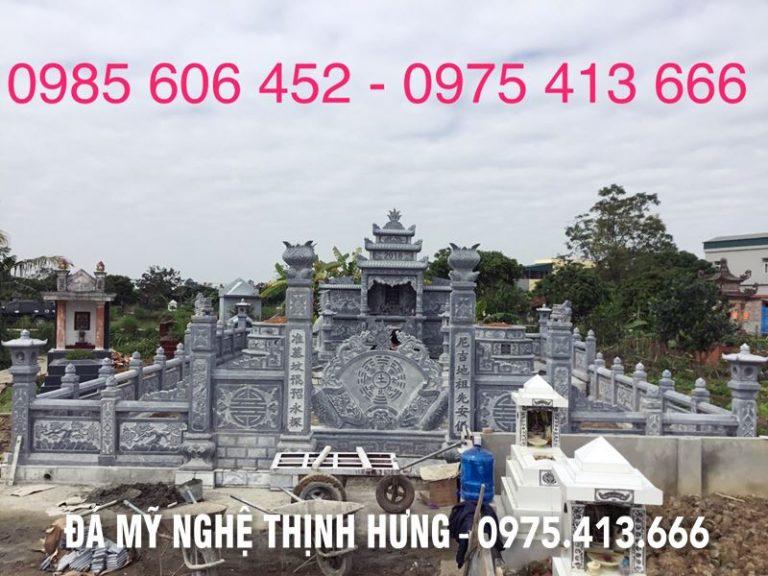Thi cong - xay dung Khu Lang mo da DEP