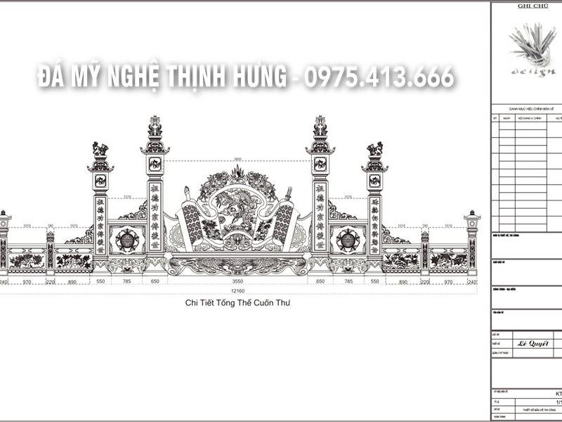 Thiet ke tong the mat bang cong trinh