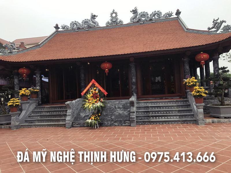 Tong quan Nha tho ho dep tai Binh Luc Ha Nam