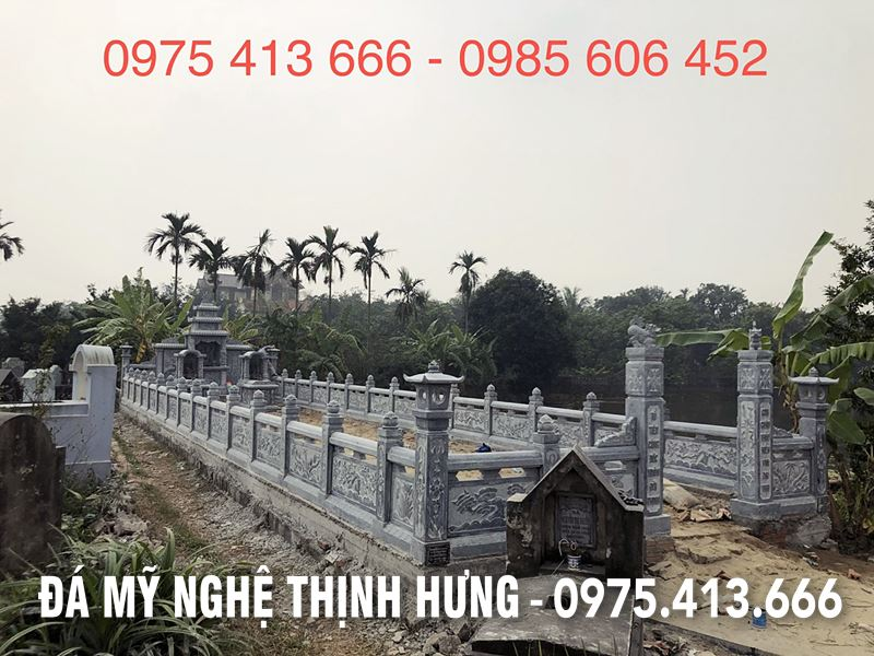 Khu lang mo da DEP tai Ly Nhan Ha Nam