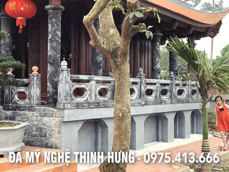 Lan Can da Thong Phong DEP - Cho Nha tho to