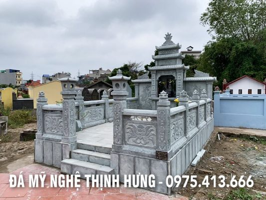 Mau Lang mo DEP - Lang mo da xanh reu Thinh Hung DEP 2020
