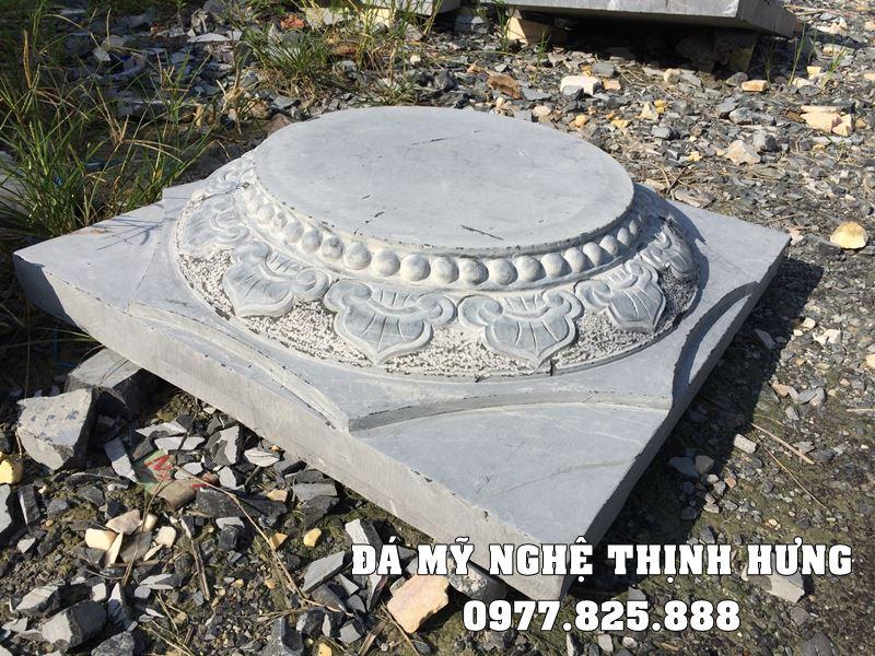 Làm Chân tảng đá tại Quảng Ninh