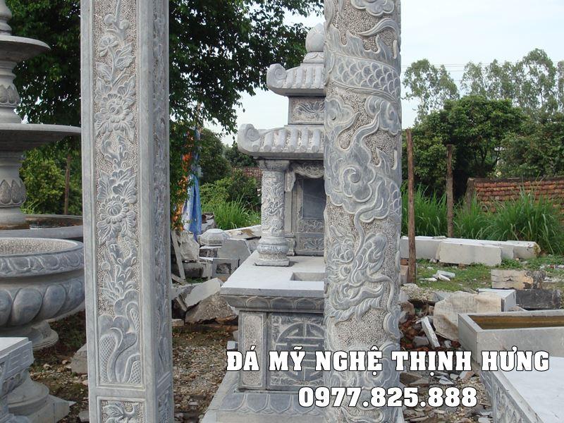 Làm Chân tảng đá tại Điện Biên