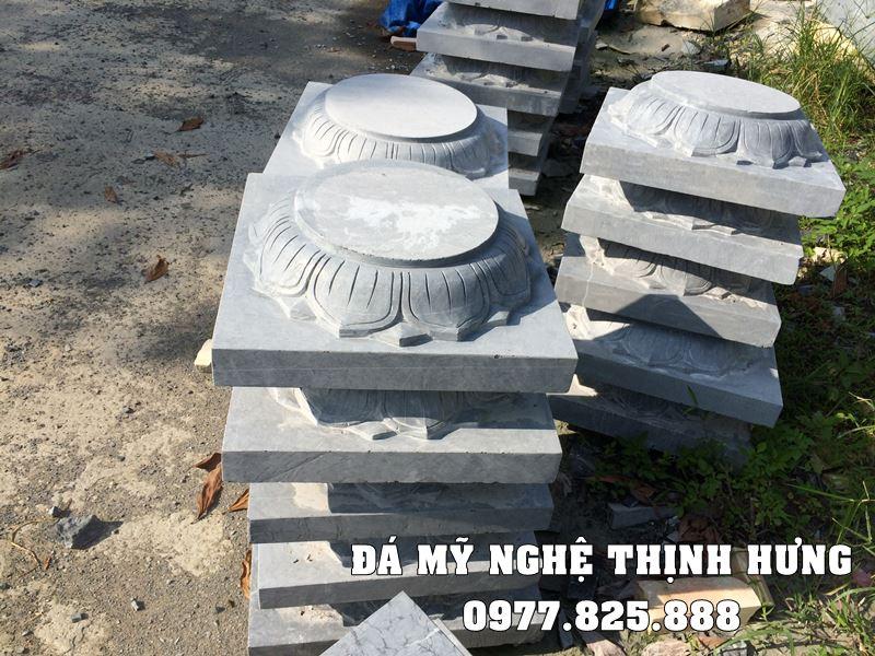 Làm Chân tảng đá tại Hưng Yên