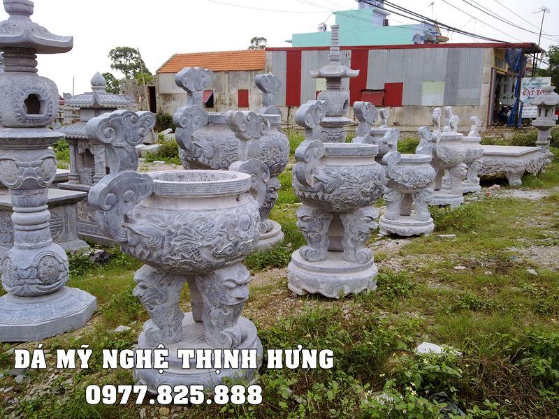 Mẫu Lư hương đá tại Tây Ninh