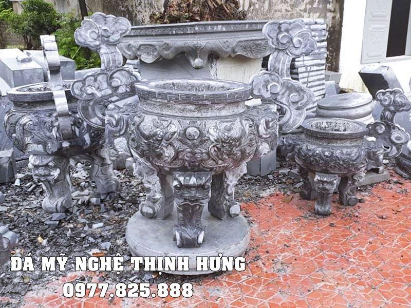 Mẫu Lư hương đá tại Sơn La