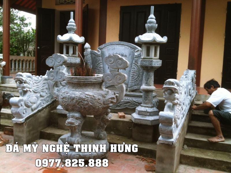 Mẫu Lư hương đá tại Ninh Thuận