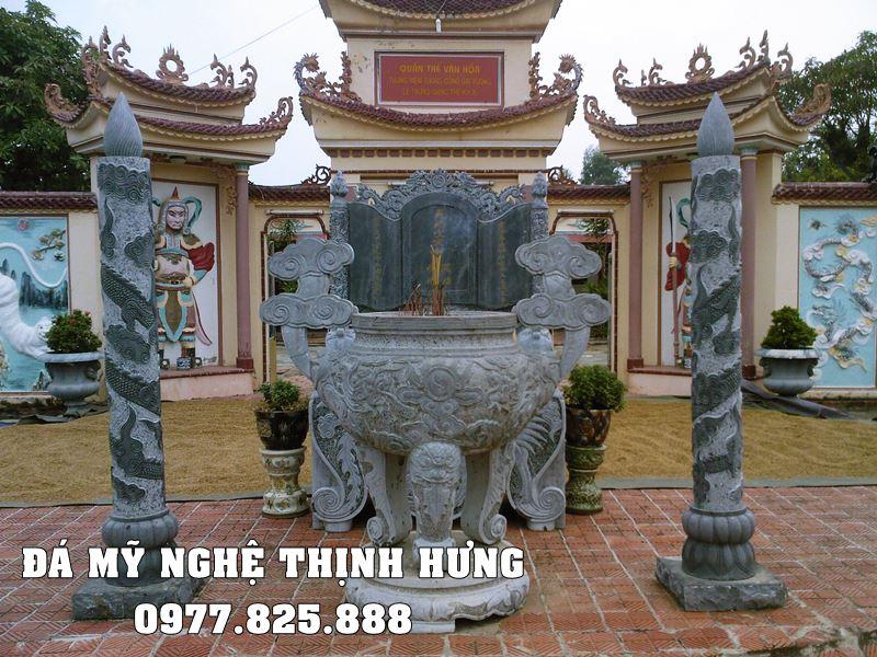 Mẫu Lư hương đá tại Phú Thọ