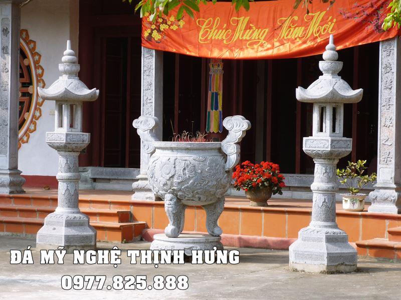 Mẫu Lư hương đá tại Bình Thuận