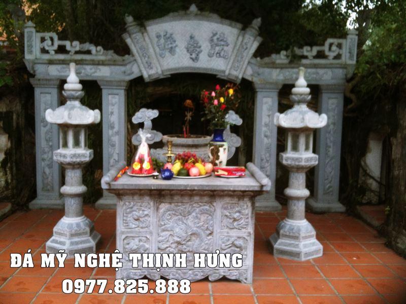 Mẫu Lư hương đá tại Bình Phước