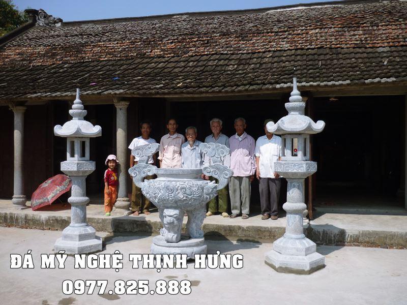 Mẫu Lư hương đá tại Đắk Lắk