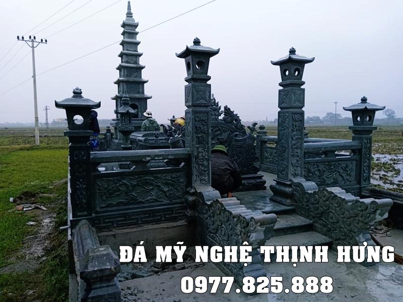 Mau Mo Da Bao thap Dep Phuc An