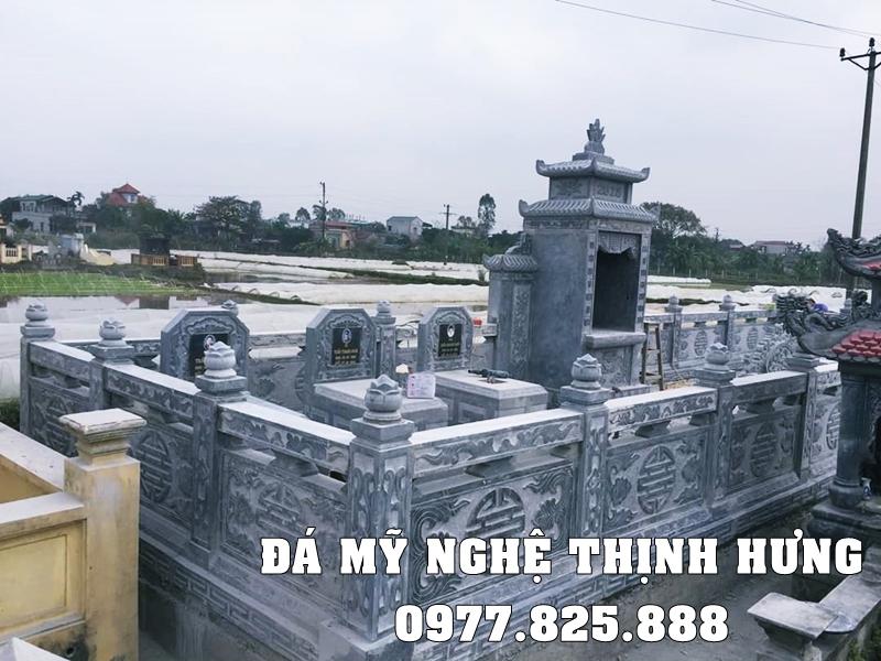 Xay Lang Mo Da DEP tai Hung Yen