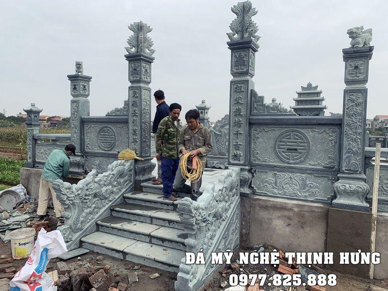 Mau Cong da Lang mo pho bien hien nay
