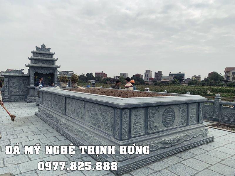 Mau Mo da dep do nghe nhan Le Quang Sy thiet ke