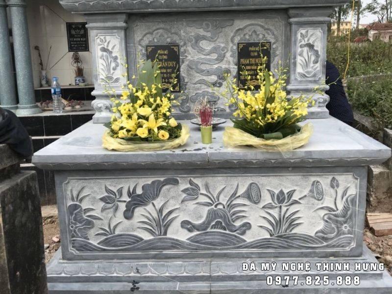 Mau Mo da doi dep - Da xanh nguyen khoi Ninh Binh.jpg