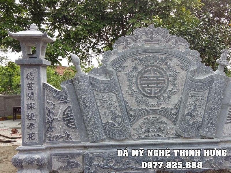 Mau Cuon Thu Da - Binh Phong Da - Tac Mon Da cot cau doi hay cho Nha tho ho