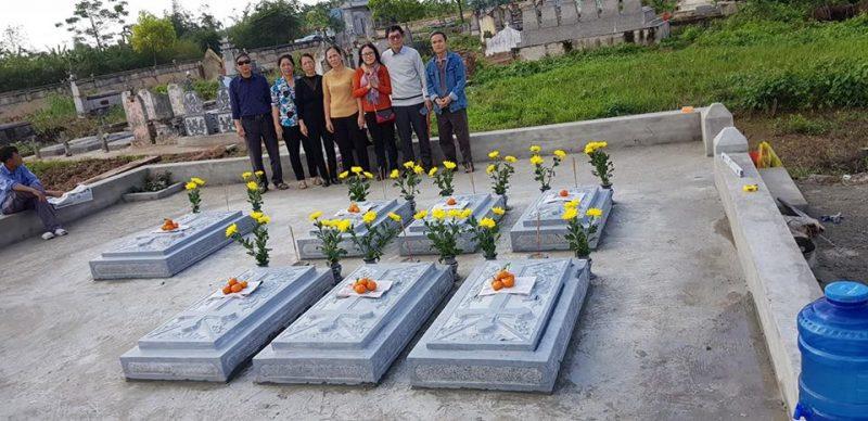 Mau Mo da cong giao dep tai Ninh Binh