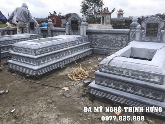 Mo Da Tam Son dep Thinh Hung - Ninh Binh