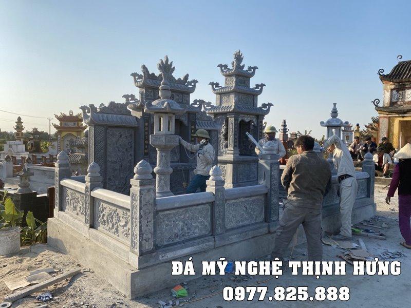 Tong quan khu lang mo da Tran Toc