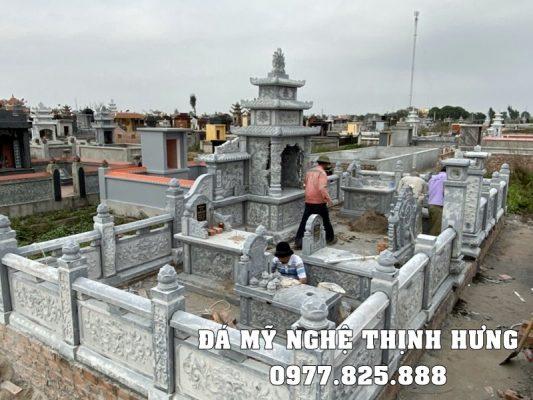 Tong Quan Khu Lang Mo Da Voi Thang Tho Da 3 Mai DEP