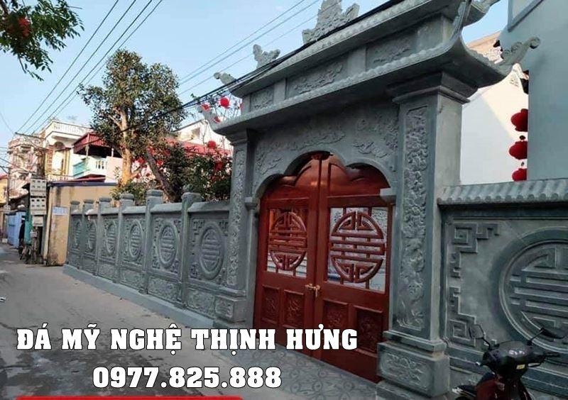 Mau Cong da Tu duong - Nha tho ho