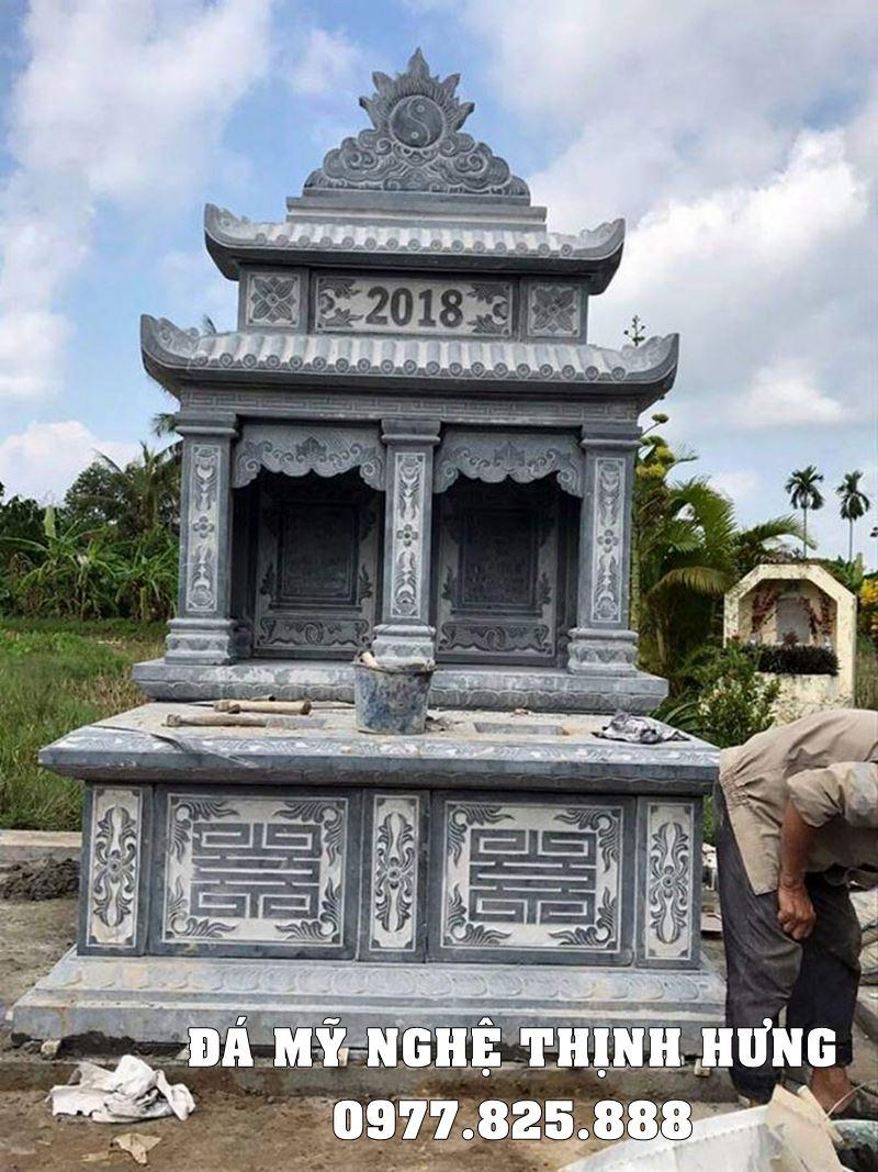 Mo da doi chu Tho Dinh 2018