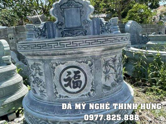 Mau Mo da tron cho Ong Ba