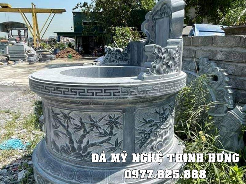 Mau Mo da tron dep - Da xanh tu nhien Ninh Binh